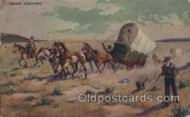 xrt191021 - Artist Signed John Innes, Postcard Postcards