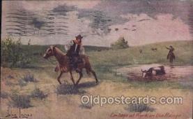 xrt191025 - Artist Signed John Innes, Postcard Postcards