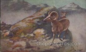 xrt191027 - Artist Signed John Innes, Postcard Postcards