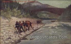 xrt191029 - Artist Signed John Innes, Postcard Postcards