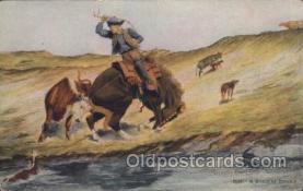 xrt191033 - Artist Signed John Innes, Postcard Postcards
