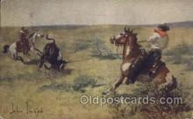xrt191035 - Artist Signed John Innes, Postcard Postcards