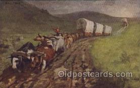 xrt191037 - Artist Signed John Innes, Postcard Postcards