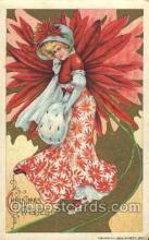 xrt201026 - Artist Signed Samuel Schmucker, Postcard Postcards