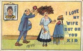xrt206035 - Artist Signed Carmichael Postcard Postcards