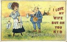xrt206040 - Artist Carmichael Postcard Post Card Old Vintage Antique