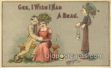 xrt206048 - Artist Carmichael Postcard Post Card Old Vintage Antique Series # 568