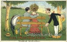 xrt206050 - Artist Carmichael Postcard Post Card Old Vintage Antique Series # 568