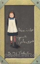 xrt209003 - Artist Signed E. Curtis Postcard Postcards