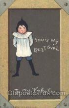 xrt209005 - Artist Signed E. Curtis Postcard Postcards