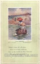 xrt209020 - Artist Signed E. Curtis Postcard Postcards