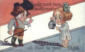 xrt209025 - Artist Signed E. Curtis Postcard Postcards