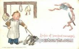 xrt209051 - Artist E Curtis Postcard Post Card Old Vintage Antique
