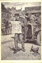 xrt213002 - Artist Signed George Conrad, Postcard Postcards