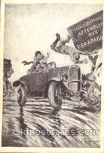 xrt213004 - Artist Signed George Conrad, Postcard Postcards