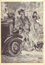 xrt213007 - Artist Signed George Conrad, Postcard Postcards