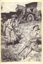 xrt213008 - Artist Signed George Conrad, Postcard Postcards