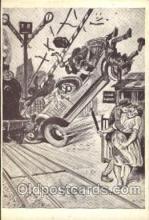 xrt213010 - Artist Signed George Conrad, Postcard Postcards