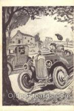 xrt213012 - Artist Signed George Conrad, Postcard Postcards