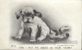 xrt214017 - Artist Signed Vincent V. Colby (United States) Postcard Postcards