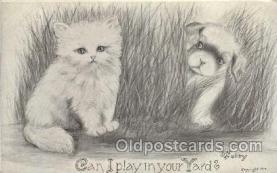 xrt214021 - Artist Signed Vincent V. Colby (United States) Postcard Postcards