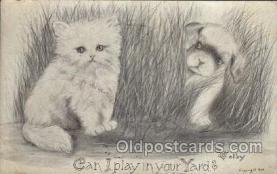 xrt214023 - Artist Signed Vincent V. Colby (United States) Postcard Postcards