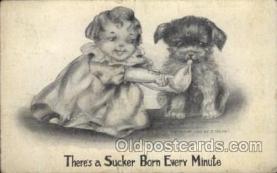 xrt214026 - Artist Signed Vincent V. Colby (United States) Postcard Postcards