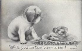 xrt214027 - Artist Signed Vincent V. Colby (United States) Postcard Postcards