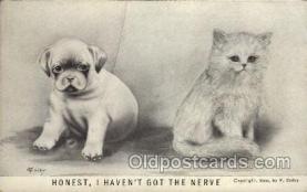 xrt214028 - Artist Signed Vincent V. Colby (United States) Postcard Postcards