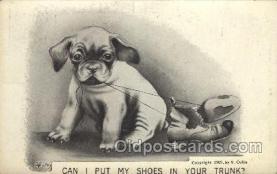xrt214031 - Artist Signed Vincent V. Colby (United States) Postcard Postcards