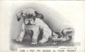 xrt214033 - Artist Signed Vincent V. Colby (United States) Postcard Postcards