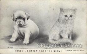 xrt214034 - Artist Signed Vincent V. Colby (United States) Postcard Postcards
