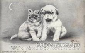 xrt214035 - Artist Signed Vincent V. Colby (United States) Postcard Postcards