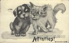 xrt214045 - Artist Signed Vincent V. Colby (United States) Postcard Postcards