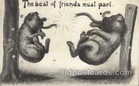 xrt214047 - Artist Signed Vincent V. Colby (United States) Postcard Postcards