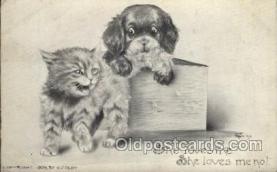 xrt214048 - Artist Signed Vincent V. Colby (United States) Postcard Postcards
