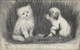 xrt214049 - Artist Signed Vincent V. Colby (United States) Postcard Postcards