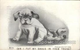 xrt214053 - Artist Signed Vincent V. Colby (United States) Postcard Postcards