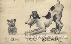 xrt214061 - Artist Signed Vincent V. Colby (United States) Postcard Postcards