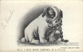 xrt214063 - Artist Signed Vincent V. Colby (United States) Postcard Postcards