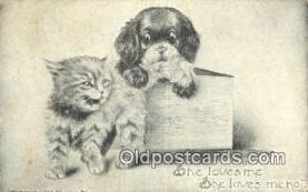 xrt214068 - Artist Vincent Colby Postcard Post Card Old Vintage Antique