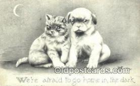 xrt214075 - Artist Vincent Colby Postcard Post Card Old Vintage Antique