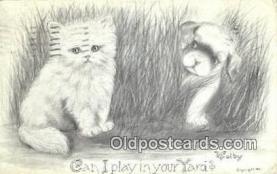 xrt214077 - Artist Vincent Colby Postcard Post Card Old Vintage Antique