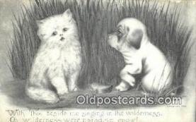 xrt214081 - Artist Vincent Colby Postcard Post Card Old Vintage Antique