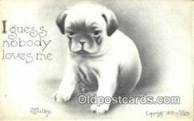 xrt214084 - Artist Vincent Colby Postcard Post Card Old Vintage Antique