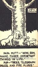 xrt216002 - Artist Signed Bill Crouch, Postcard Postcards