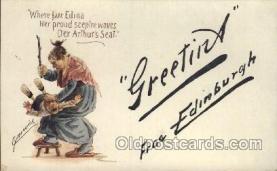 xrt217002 - Artist Signed Cynicus Postcard Postcards