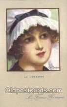 xrt219019 - Series 44, La Lorraine Artist Emile Dupuis Postcards Post Cards Old Vintage Antique