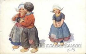xrt228008 - Artist Signed K. Feiertag (AUS) Postcard Postcards