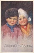 xrt228014 - Artist Signed K. Feiertag (AUS) Postcard Postcards